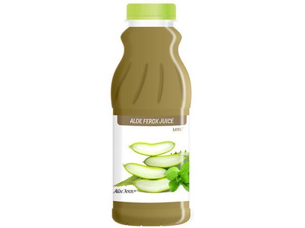 Aloe Ferox Juice Mint 500 ml