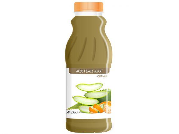 Aloe Ferox Juice Orange 500 ml