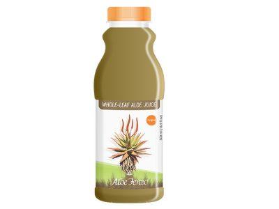 Whole-leaf Aloe Juice Original 500ml