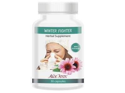 Winter Fighter 30 Capsules