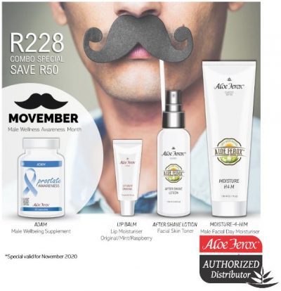 Movember Combo Special