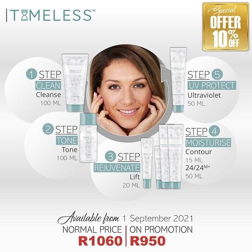 Timeless Skincare Set